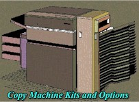 Copy Machine Kits and Options
