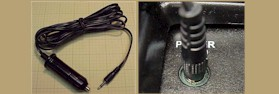 12 VOLT DC power cable for AR-32A