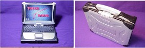 Reconditioned Panasonic Toughbook computers