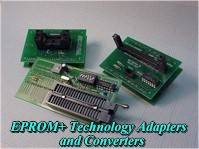 EPROM+ Technology Adapters